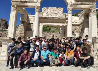 Genç Gezginlerle Marmara-Ege Turu 2019