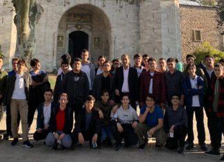 Topkapı Sarayı ve İslam Bilim ve Teknoloji Tarihi Müzesi Gezisi